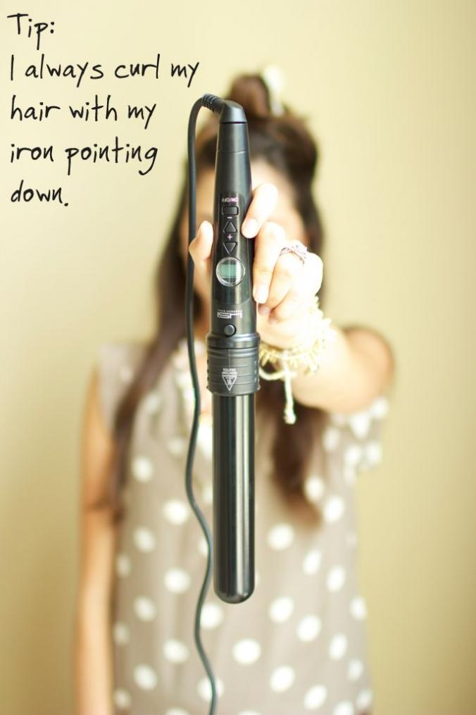 Whats the difference: curling iron vs curling wand